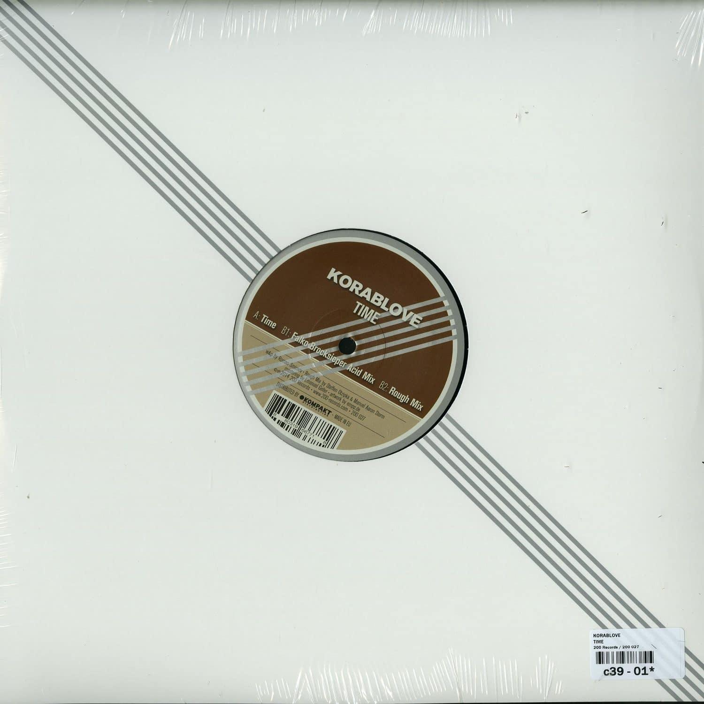 Korablove - TIME