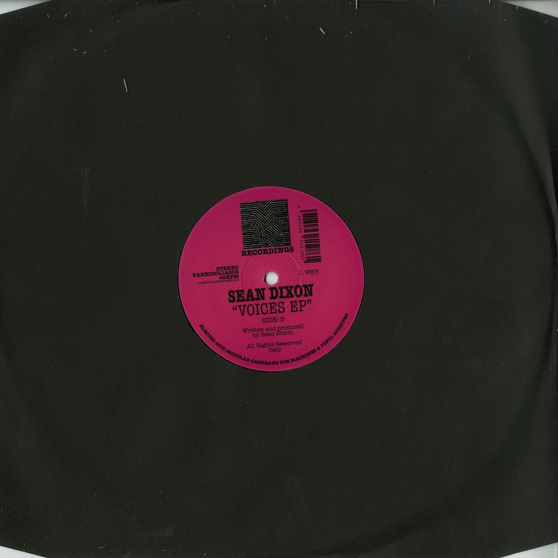 Sean Dixon - VOICES EP