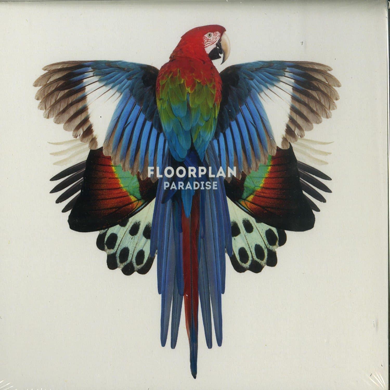 Floorplan Aka Robert Hood - PARADISE