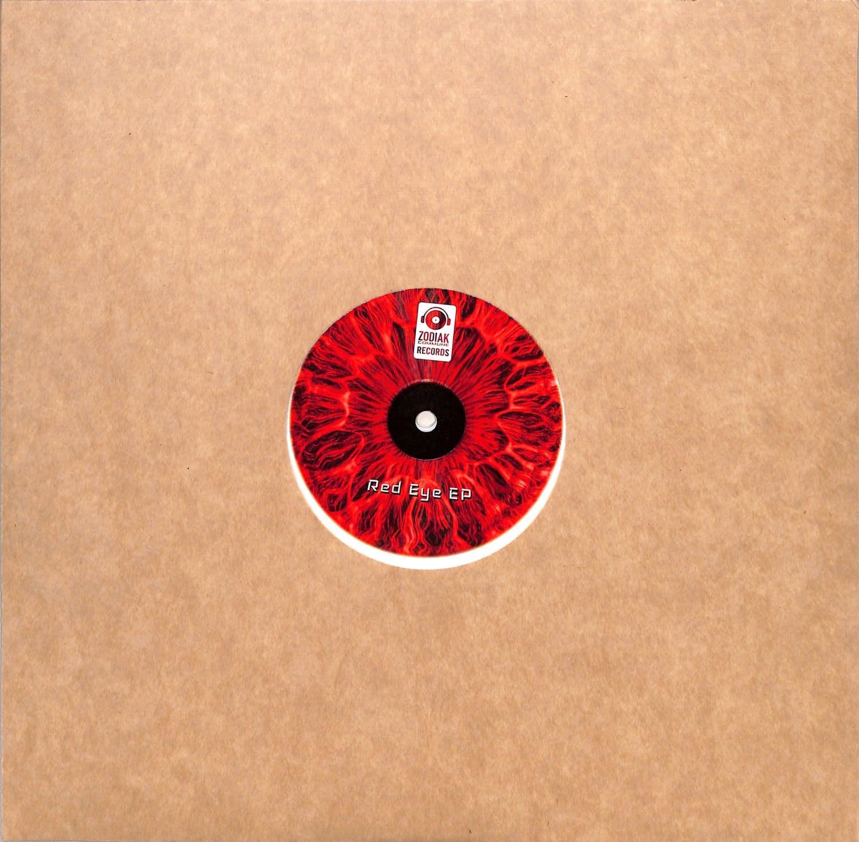 Ruffneck Prime / Ad Nauseam / Jack Wax - RED EYE EP