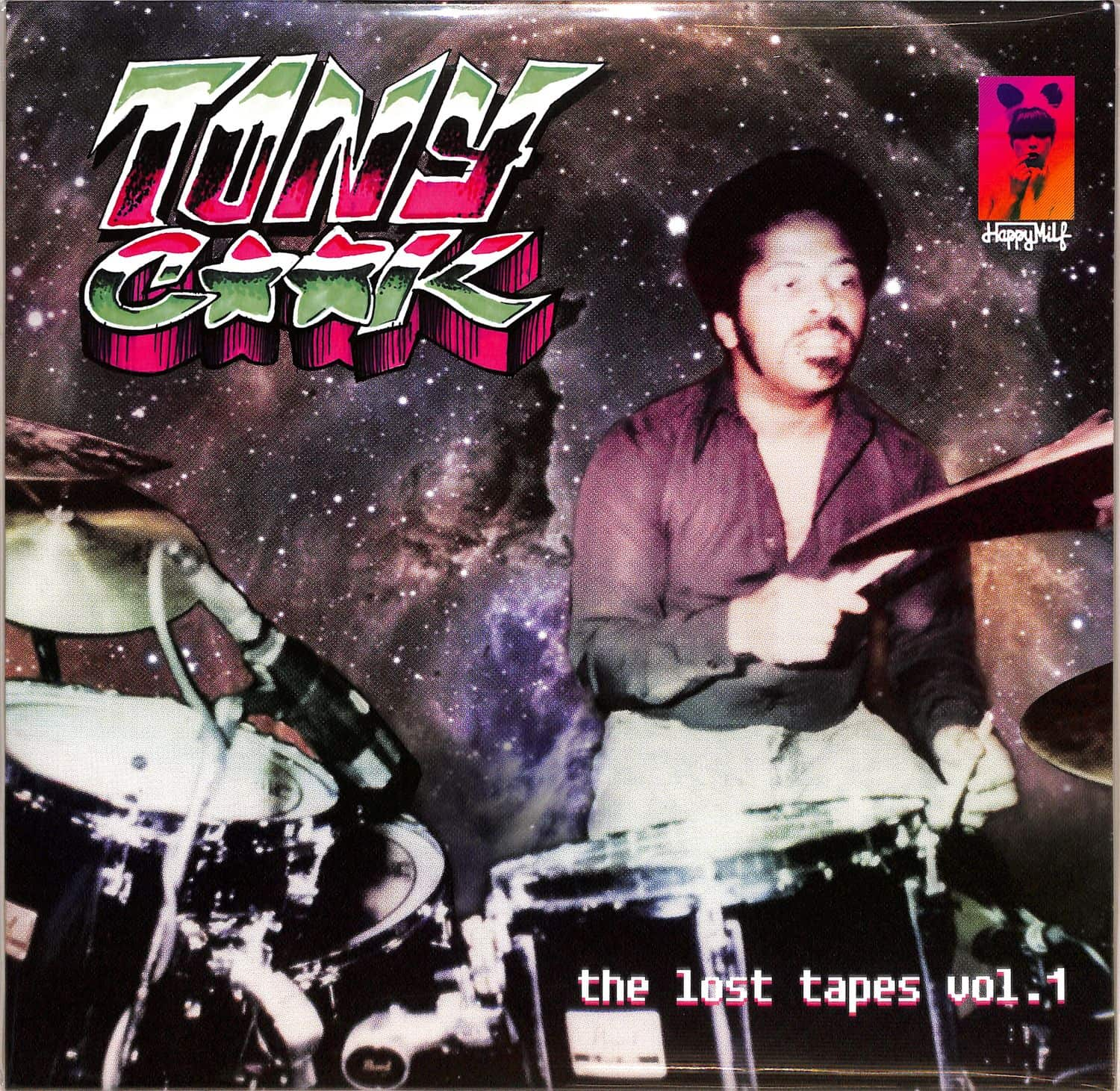 Tony Cook - THE LOST TAPES VOL. 1