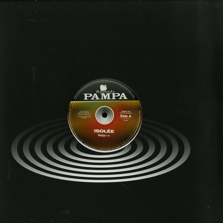 Isolee - FLORIPA EP