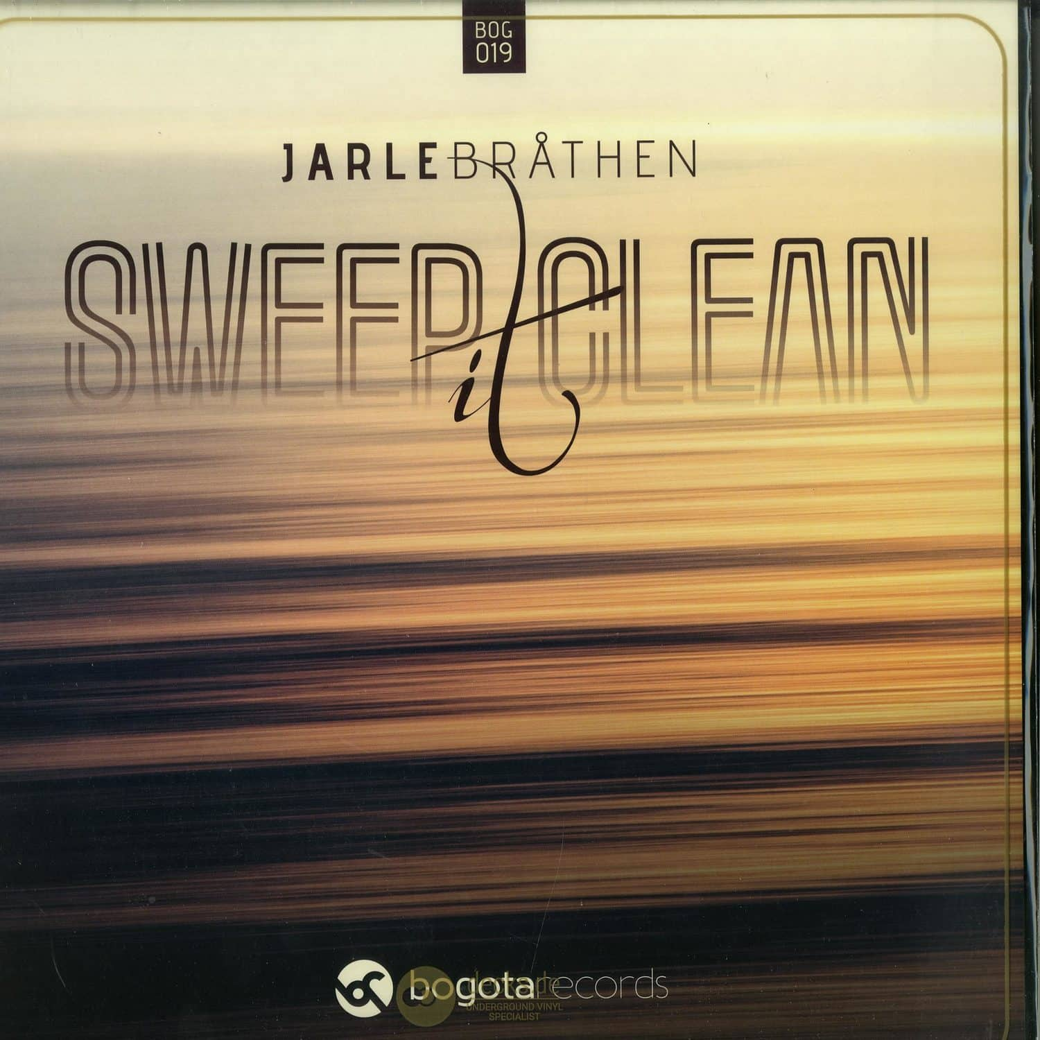Jarle Brathen - SWEEP IT CLEAN