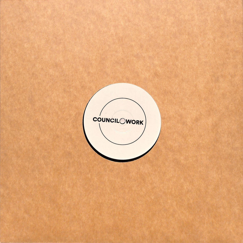 Frankel & Harper - MILITANT EP