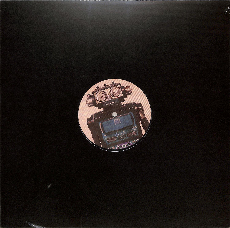 Paul Birken - TRANSCENDING LOCALITY EP