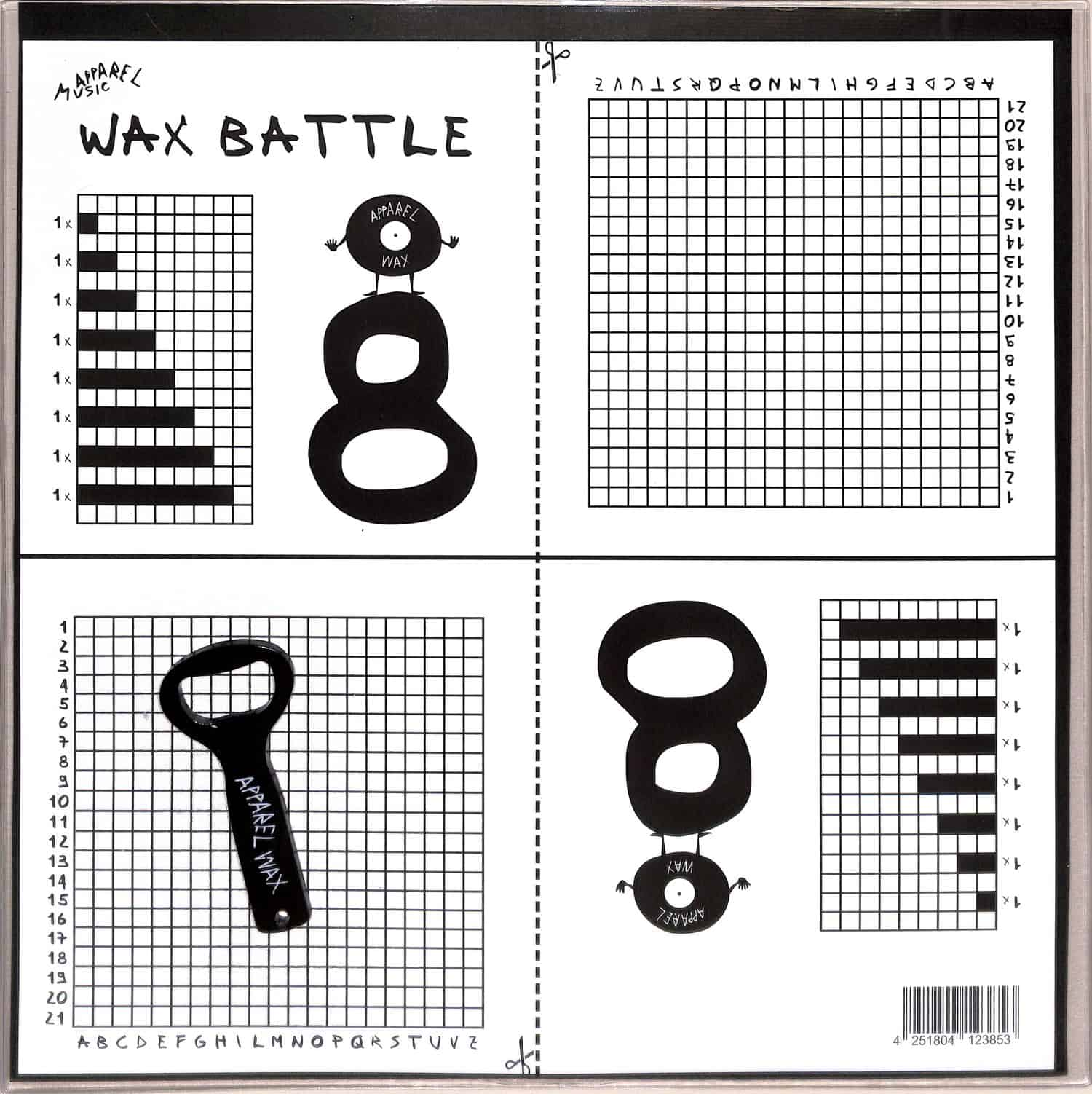 Apparel Wax - 8