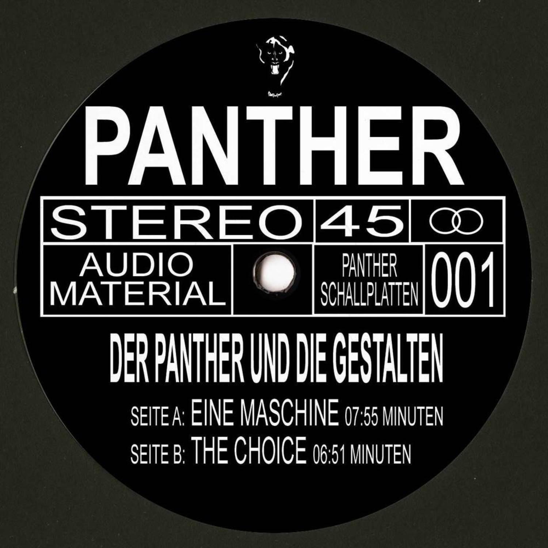 Der Panther und die Gestalten - EINE MASCHINE