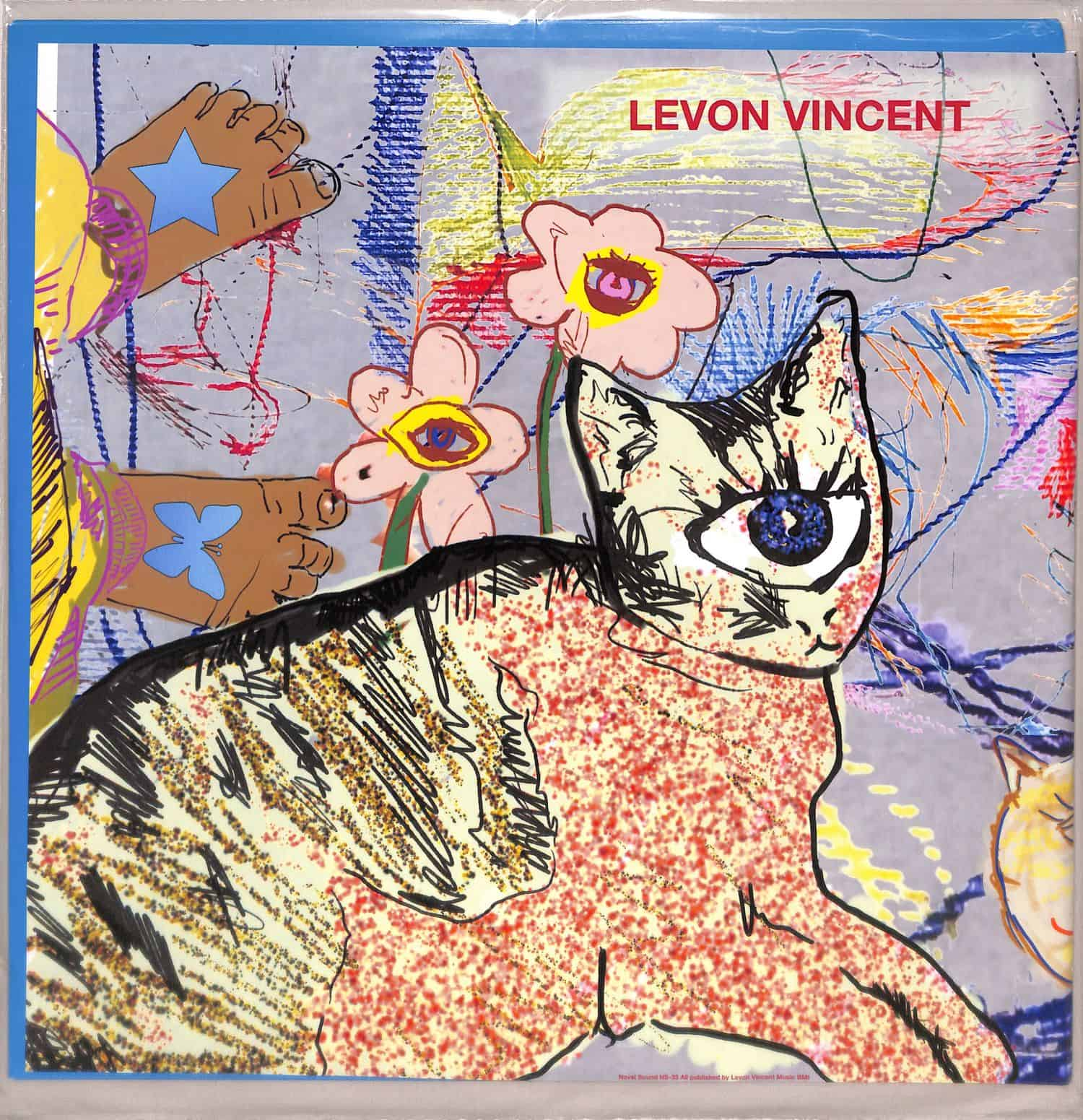 Levon Vincent - CYCLOPS TRACK