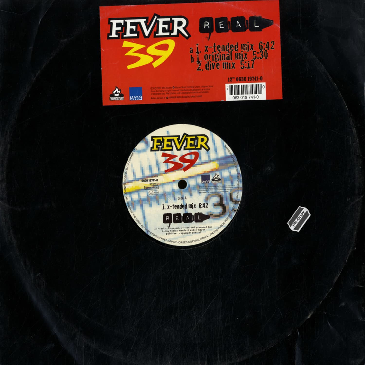 2nd Hand_Fever 39 - REAL