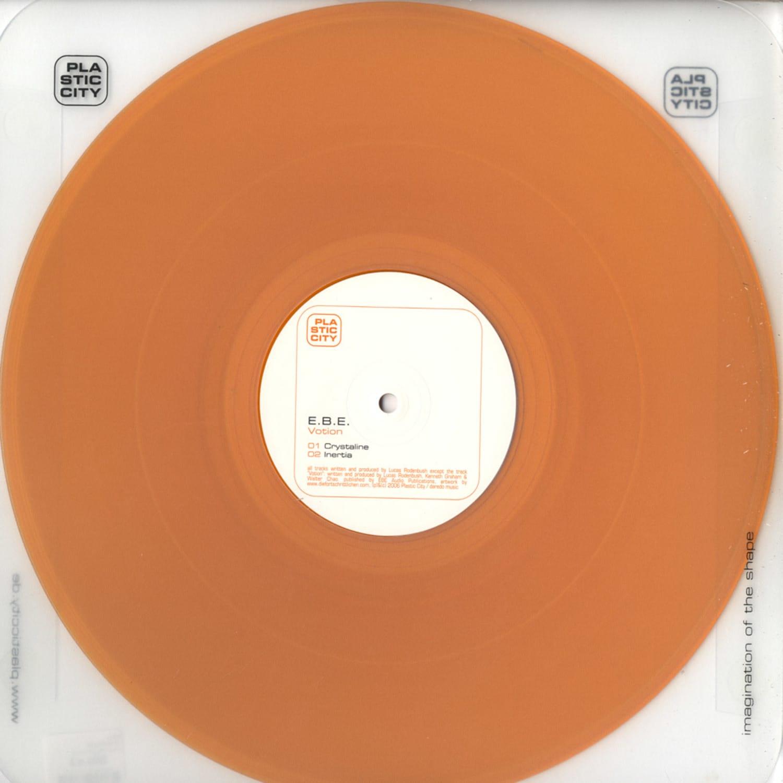 E.B.E. - GROUNDED EP