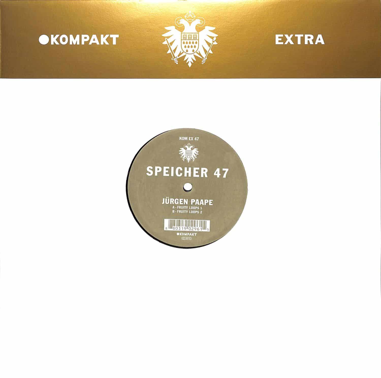 Juergen Paape - SPEICHER 47