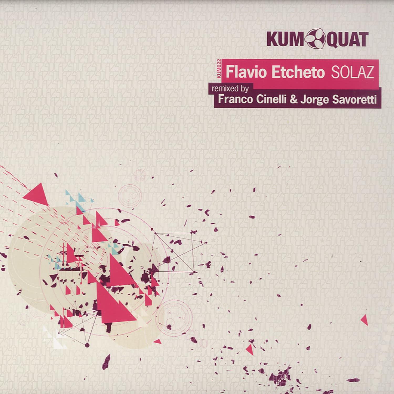 Flavio Etcheto - SOLAZ EP