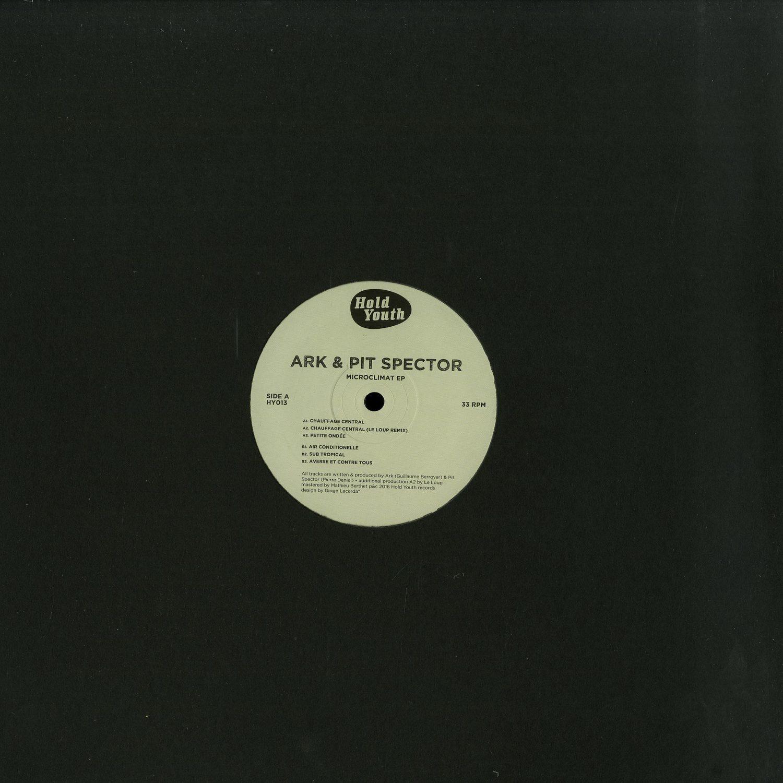Ark & Pit Spector - MICROCLIMAT EP