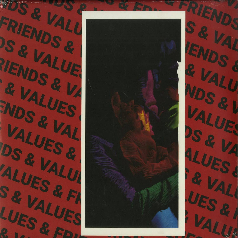 Various Artists - FRIENDS & VALUES