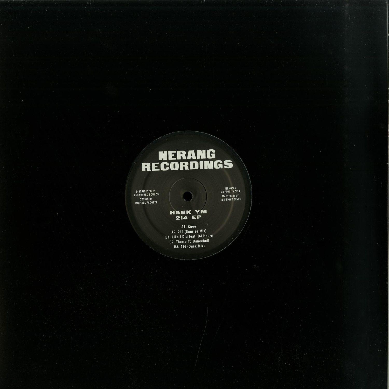 Hank YM - 214 EP