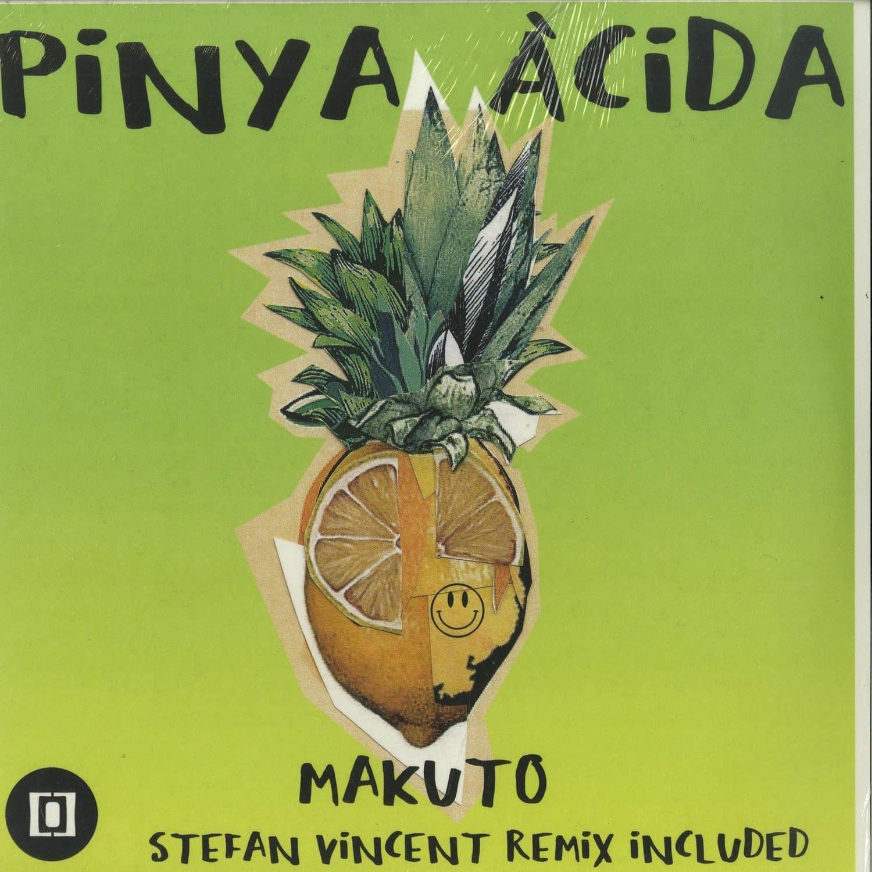 Makuto - PINYA ACIDA