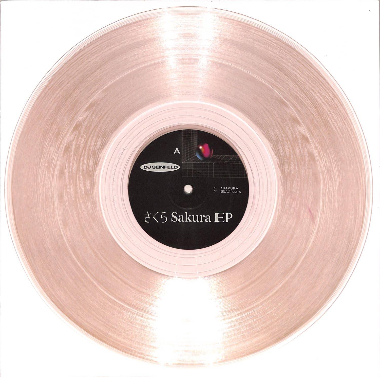 DJ Seinfeld - SAKURA EP