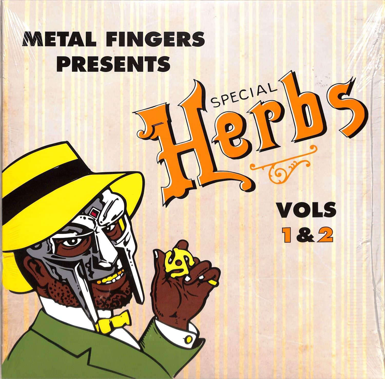 MF Doom - Special Herbs Vol.1&2