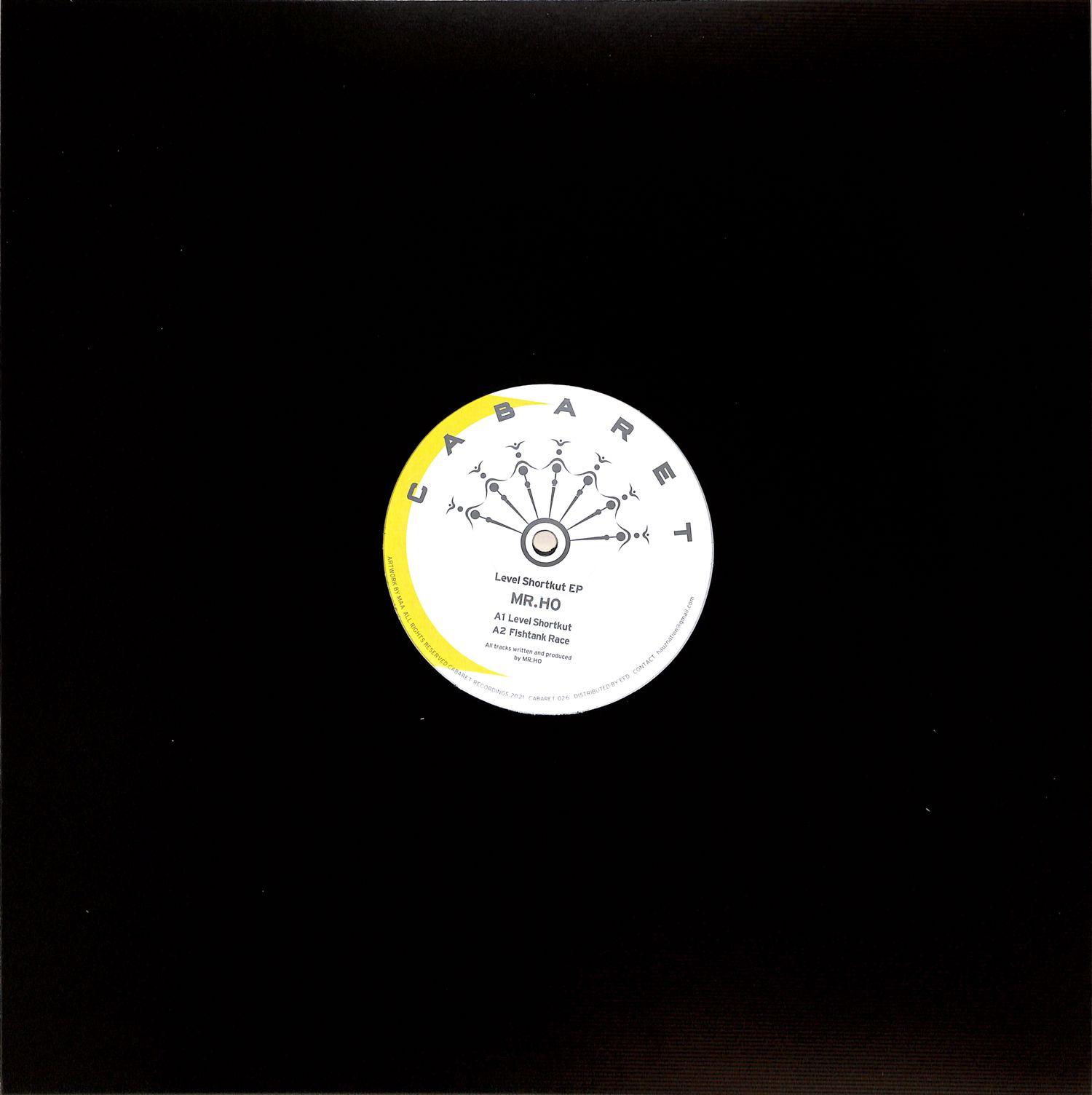 MR.HO - LEVEL SHORTKUT EP