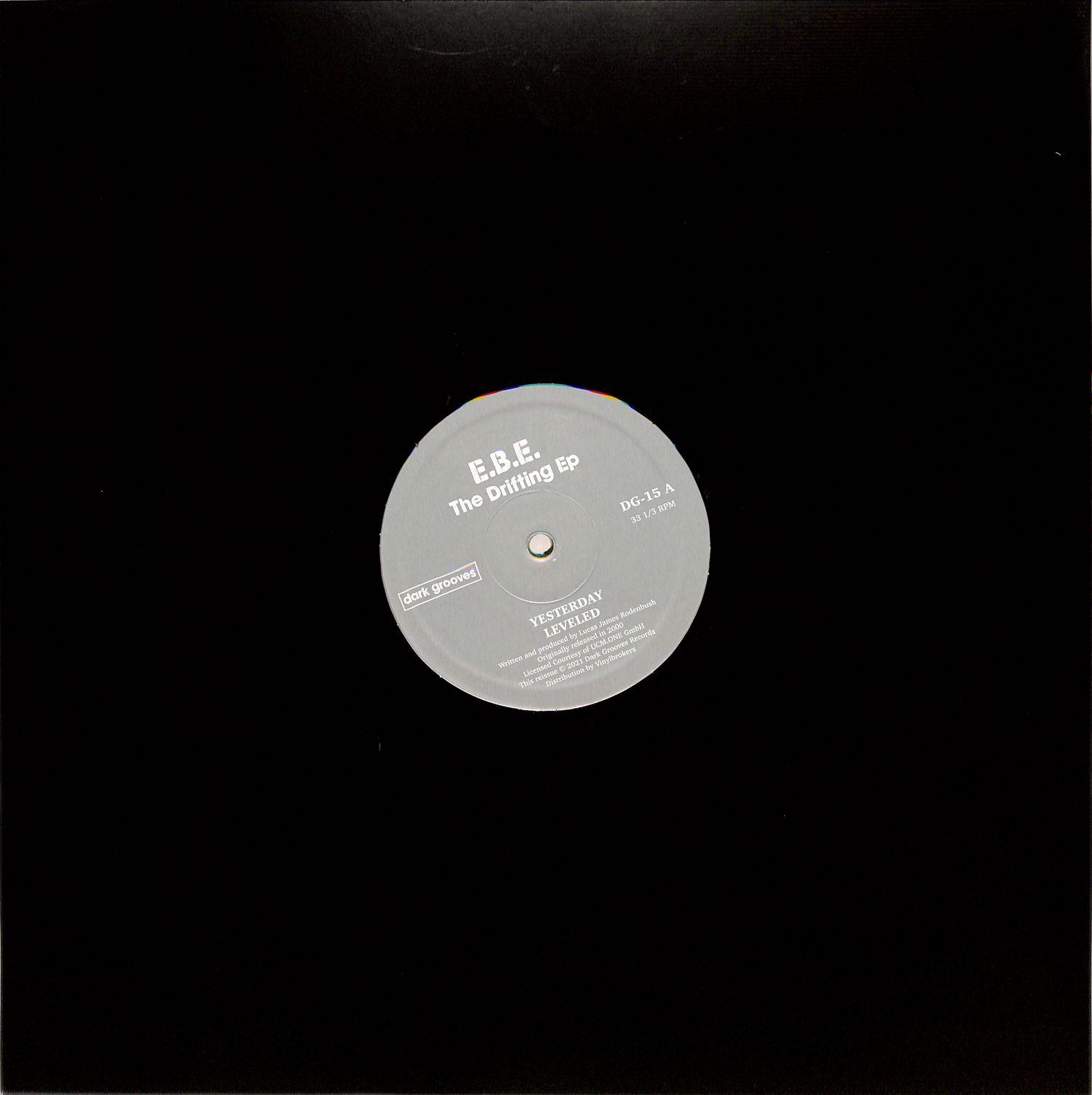 E.B.E. - THE DRIFTING EP