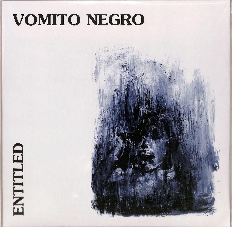 Vomito Negro - ENTITLED LP