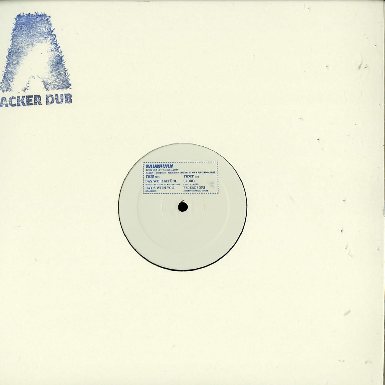 Various Artists - RAUBHUHN EP