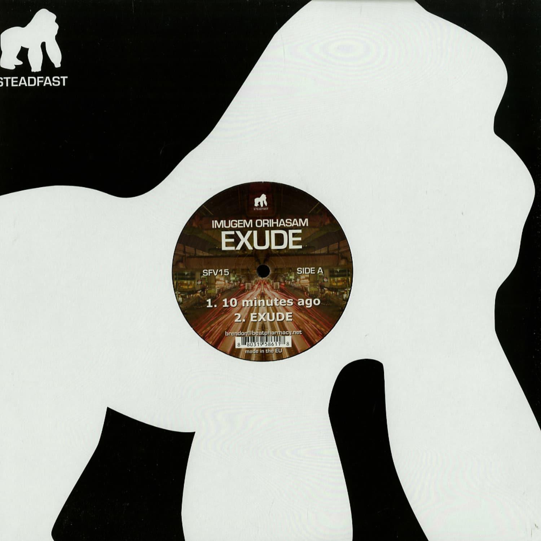 Imugem Orihasam - EXUDE EP