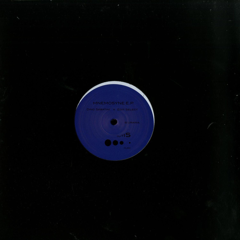 Dino Sabatini & Edit Select - MNENOSYNE