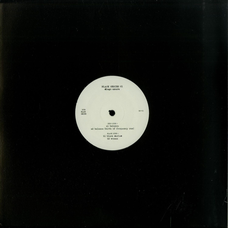 Diego Amura - BLACK SERIES 01