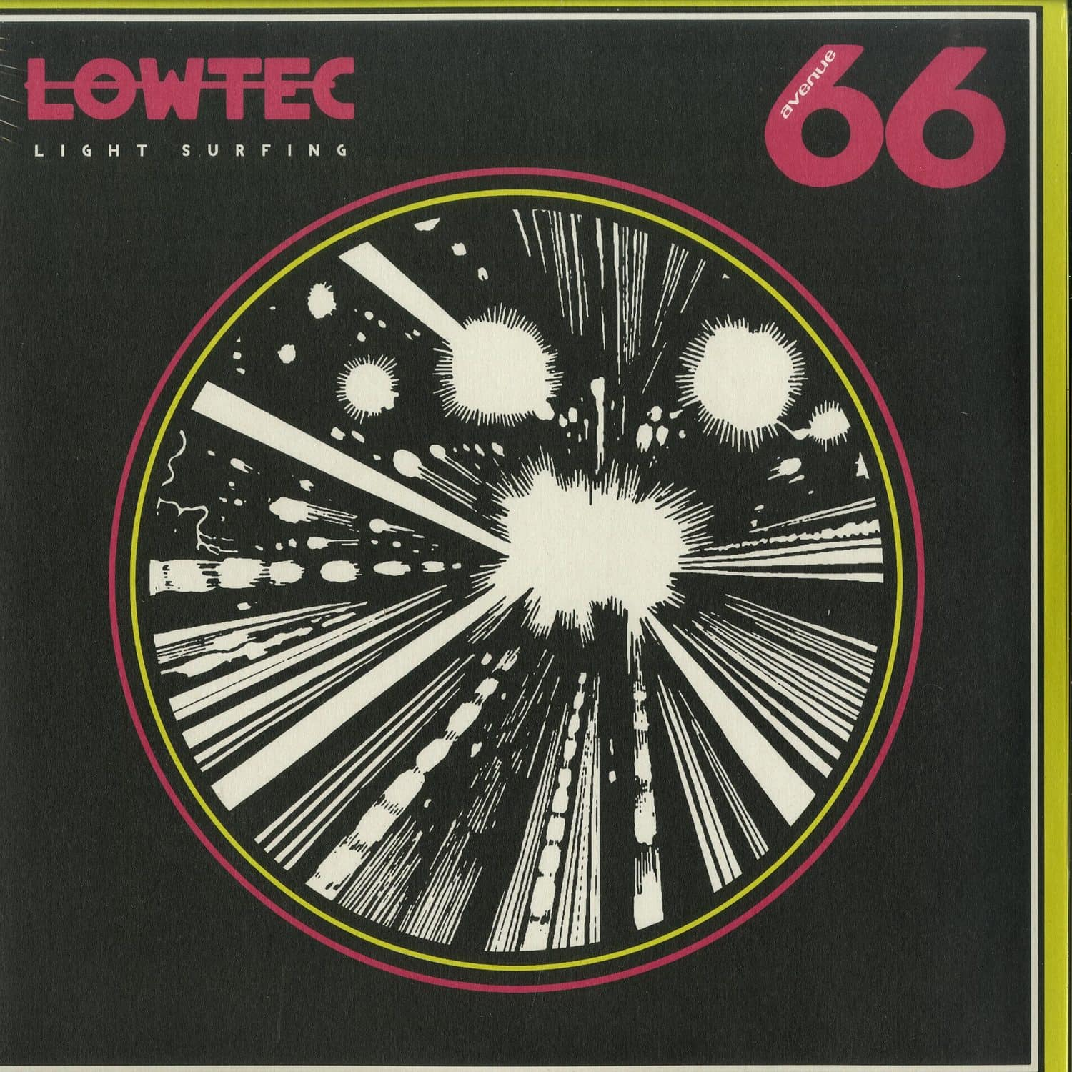 Lowtec - LIGHT SURFING LP