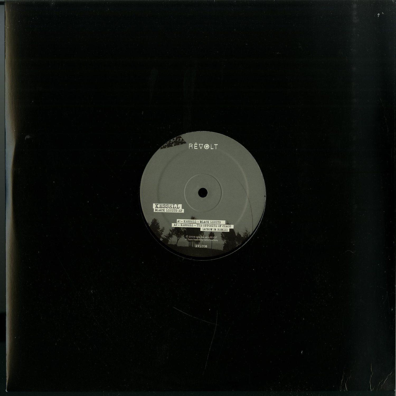 Kessell / Jokasti & Nek - BLACK LIGHTS / HYPNAGOGIA