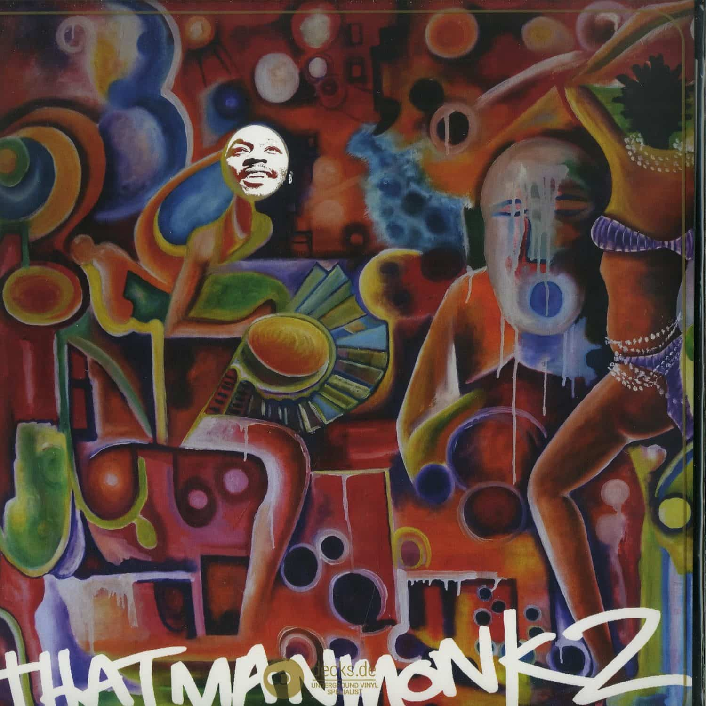Thatmanmonkz - NON ZERO SUM GAME
