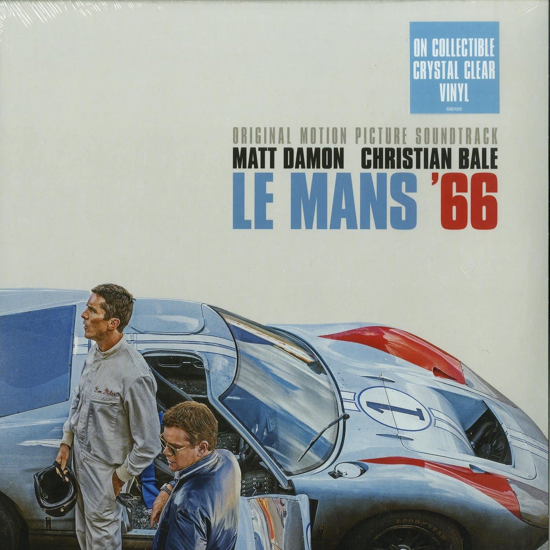 Various Artists - LE MANS 66 O.S.T.