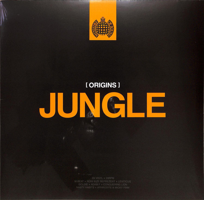 Various Artists - ORIGINS OF JUNGLE