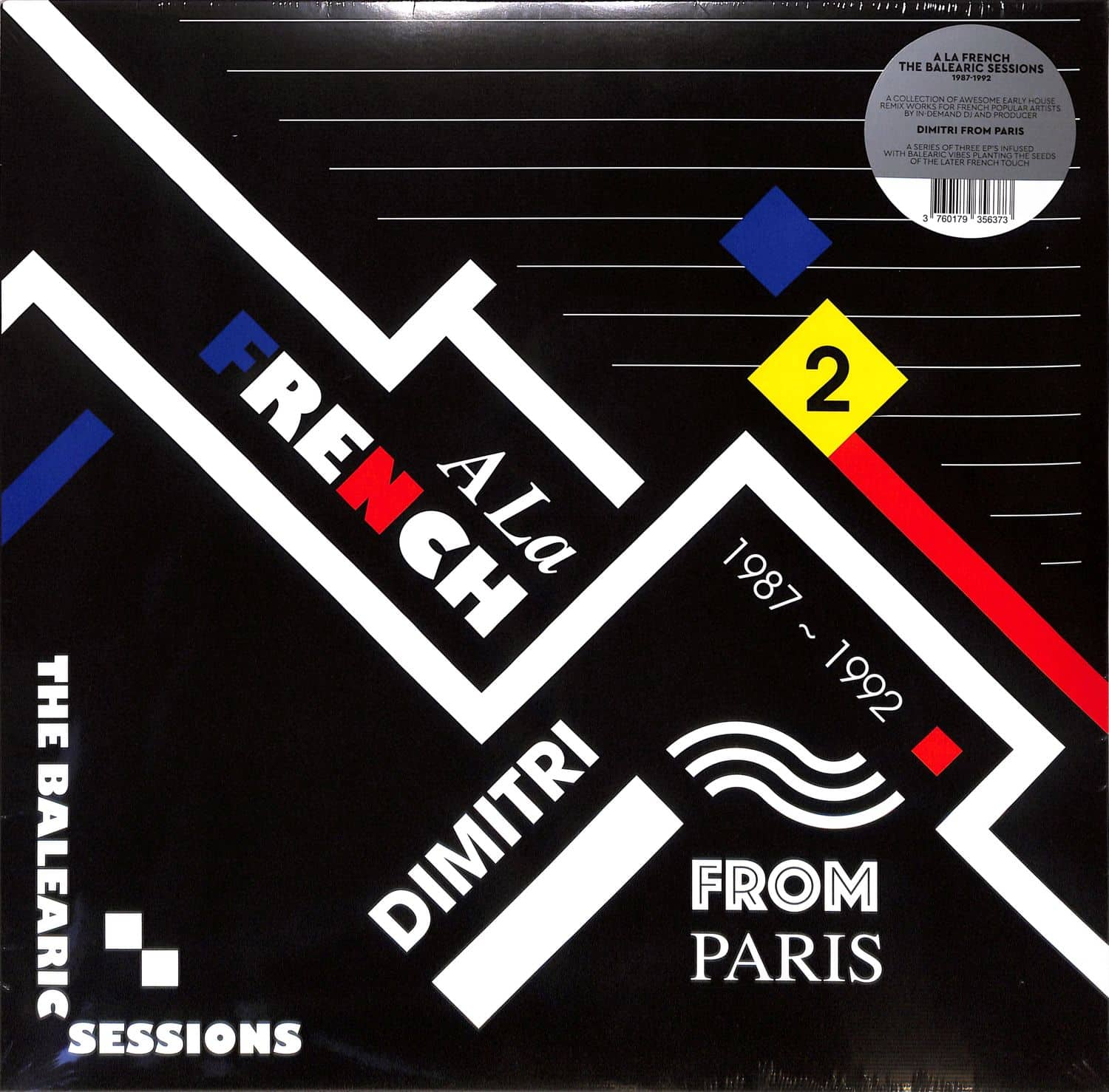Dimitri From Paris Various - A LA FRENCH