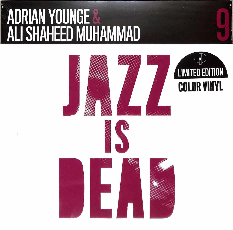 Adrian Younge & Ali Shaheed Muhammad - JAZZ IS DEAD 009 INSTRUMENTALS
