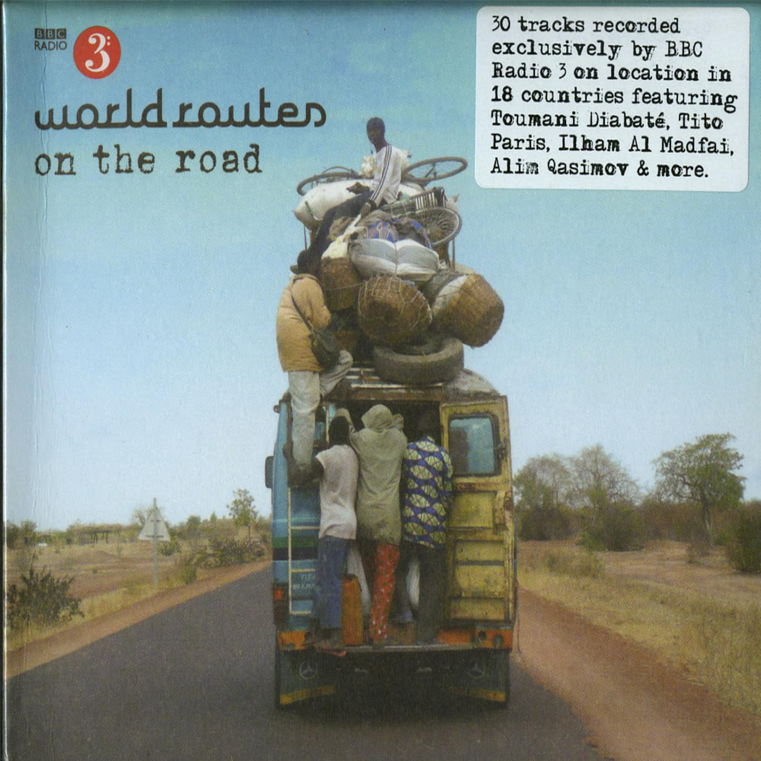 Various Artists - WORLD ROUTES ON THE ROAD