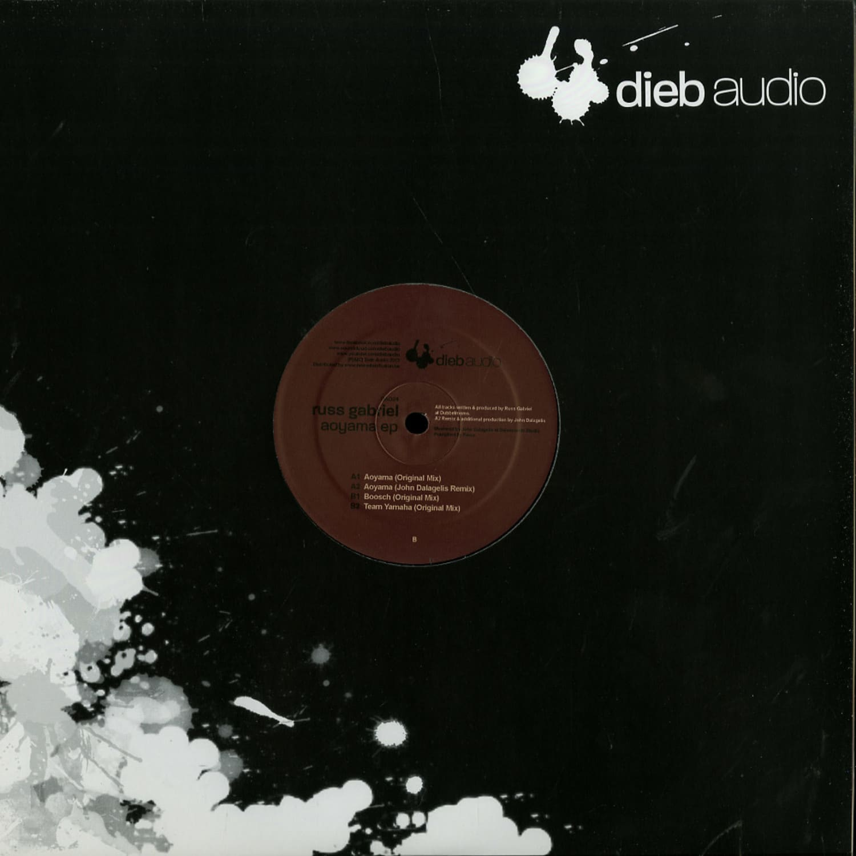 Russ Gabriel - AOYAMA EP
