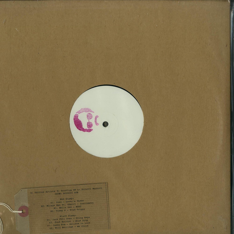 Coeo / Mirage Man - OCTOFIGA EP