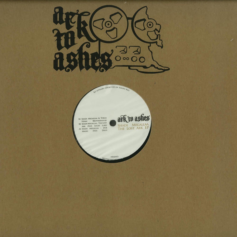 Shadi Megallaa - THE LOST ARK EP