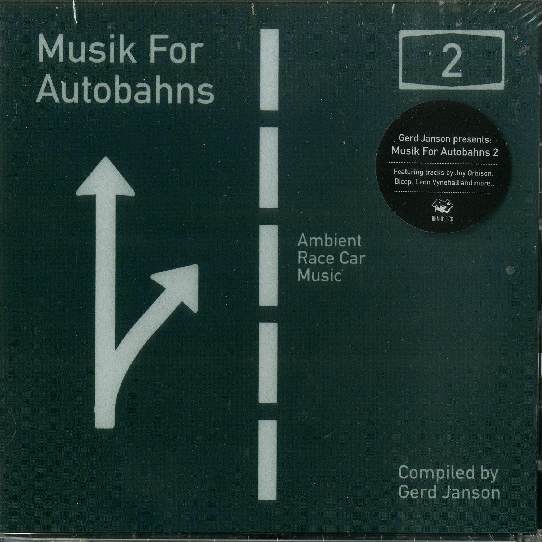 Gerd Janson Presents - MUSIK FOR AUTOBAHNS 2