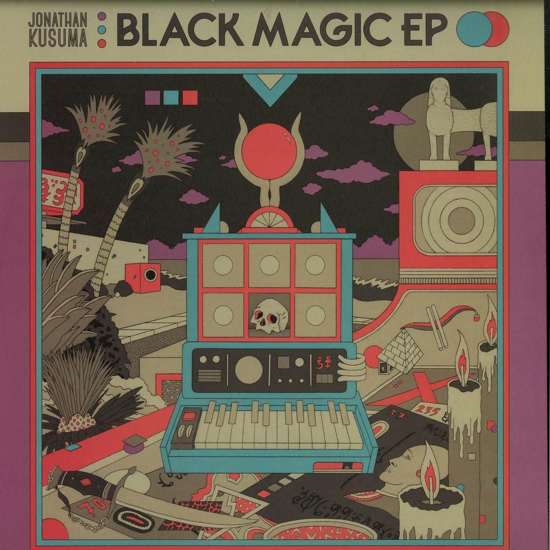 Jonathan Kusuma - BLACK MAGIC EP