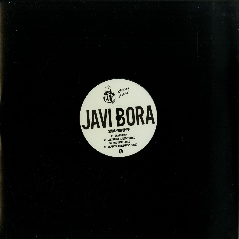 Javi Bora - SMASHING UP EP