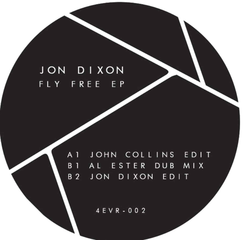 Jon Dixon - FLY FREE EP