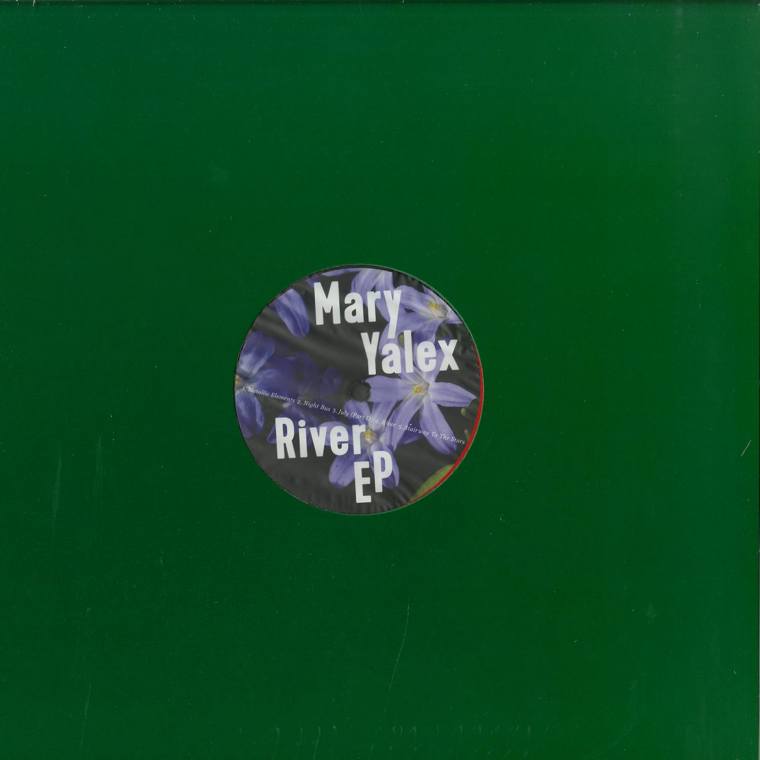 Mary Yalex - RIVER EP