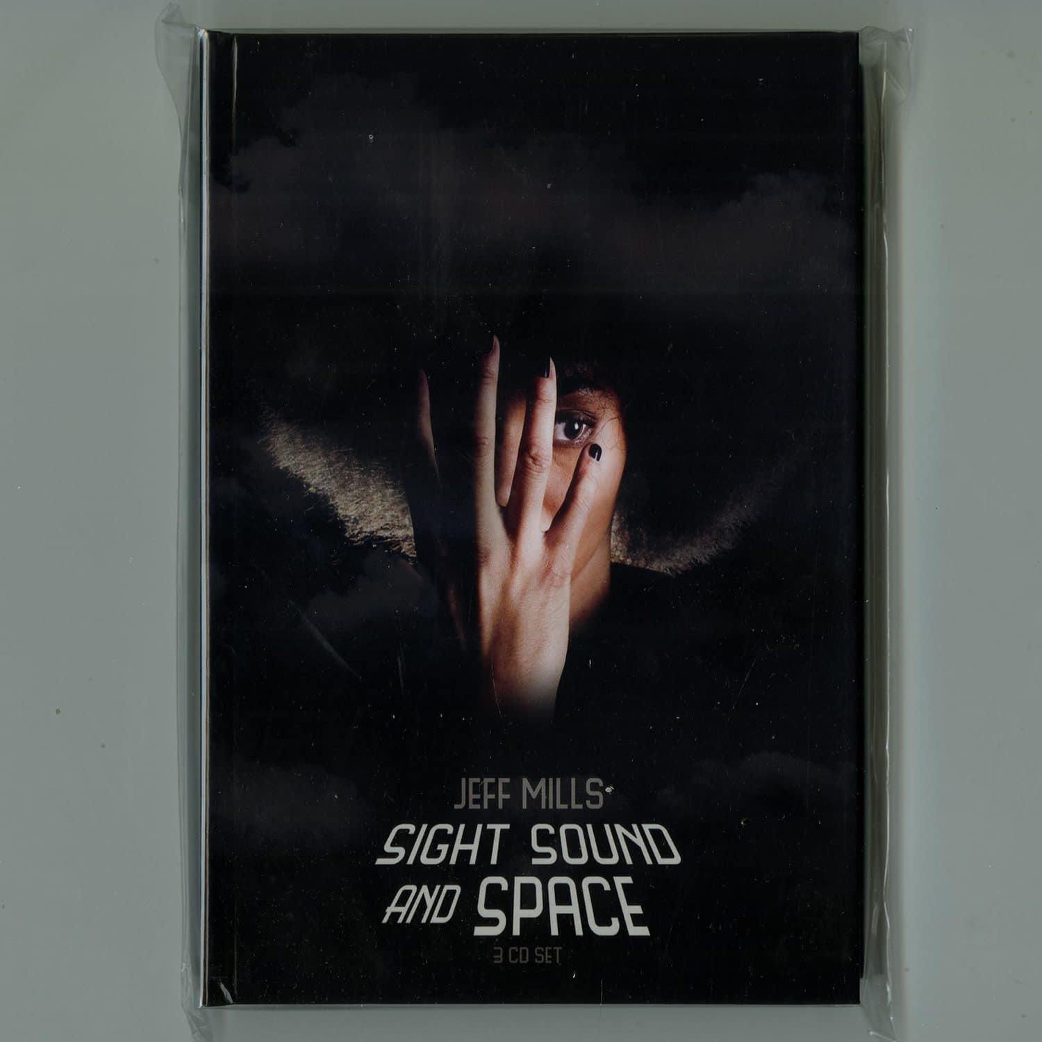 Jeff Mills - SIGHT, SOUND AND SPACE