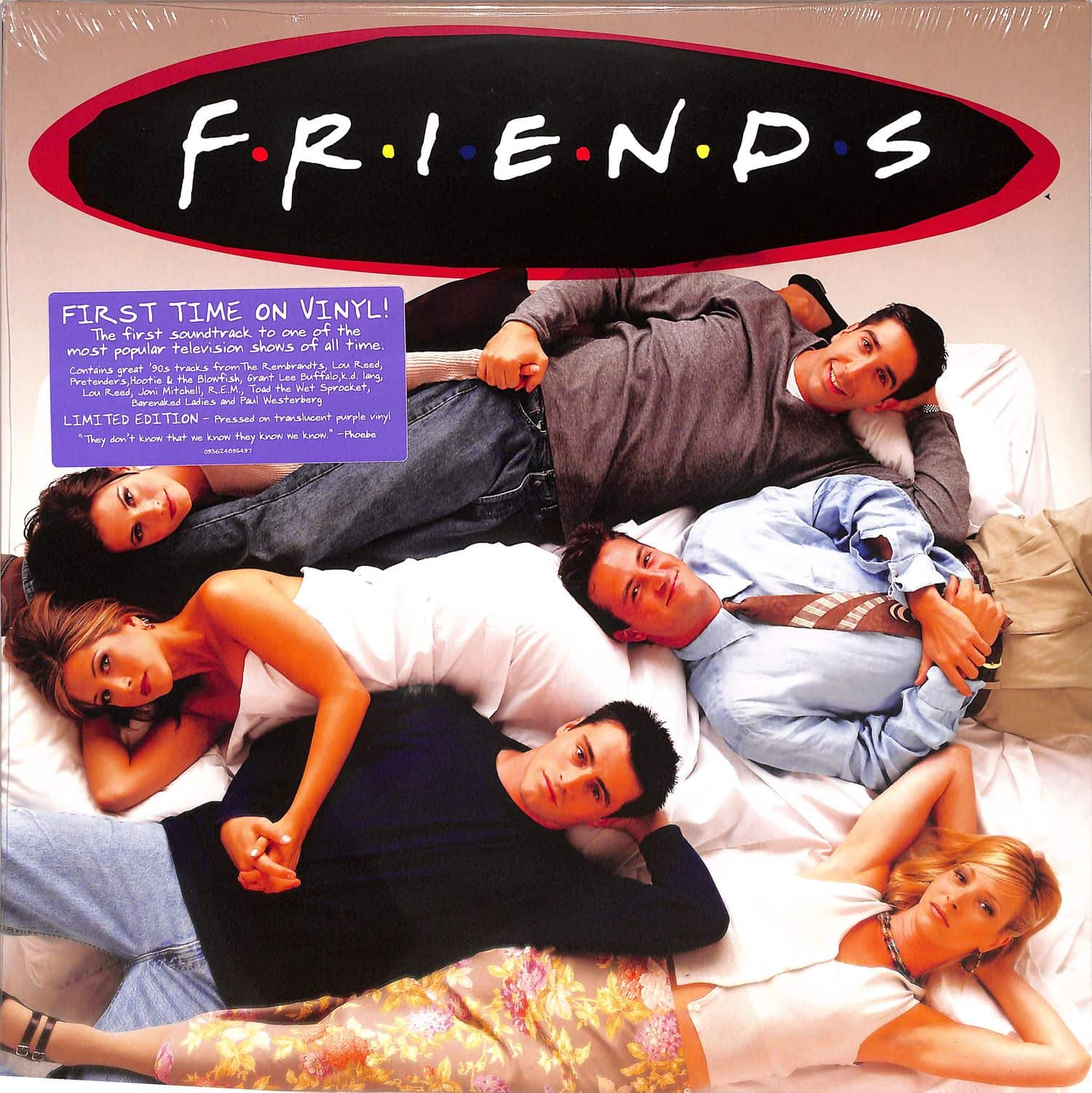 Various Artists - FRIENDS O.S.T.