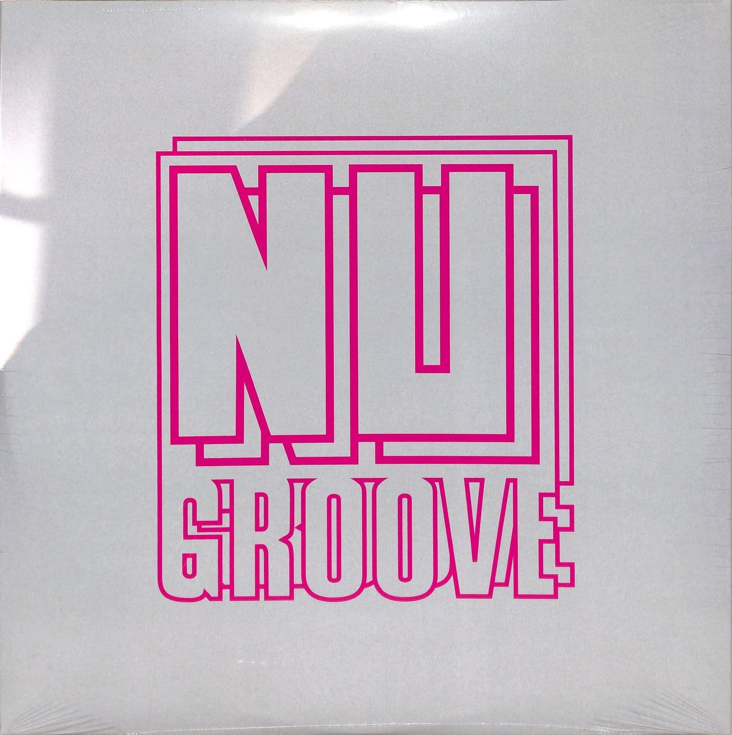 Bas Noir / Aphrodisiac / NY House n Authority / Metro / VA - NU GROOVE RECORDS CLASSICS VOLUME 1