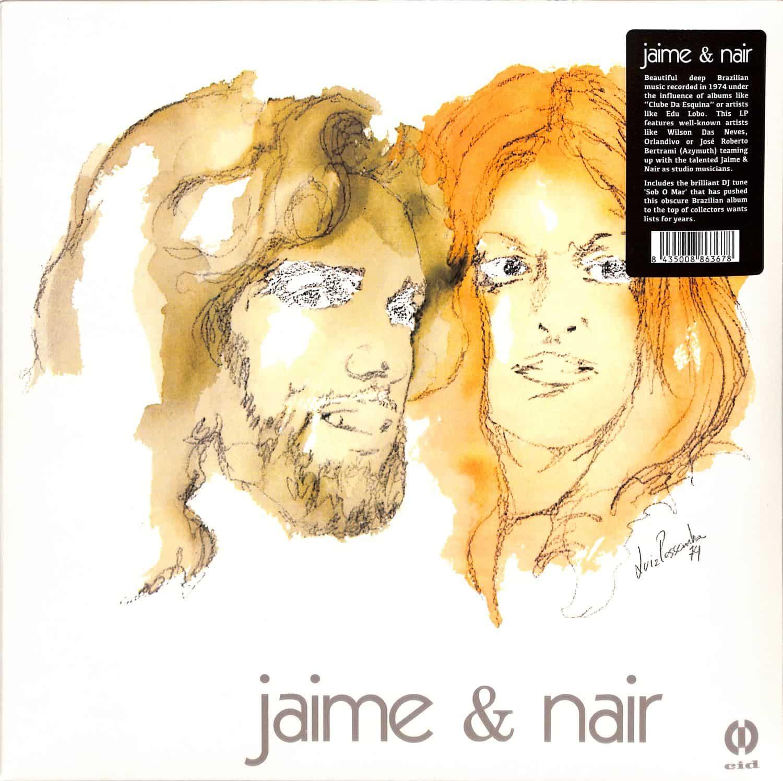 Jamie & Nair - JAMIE & NAIR