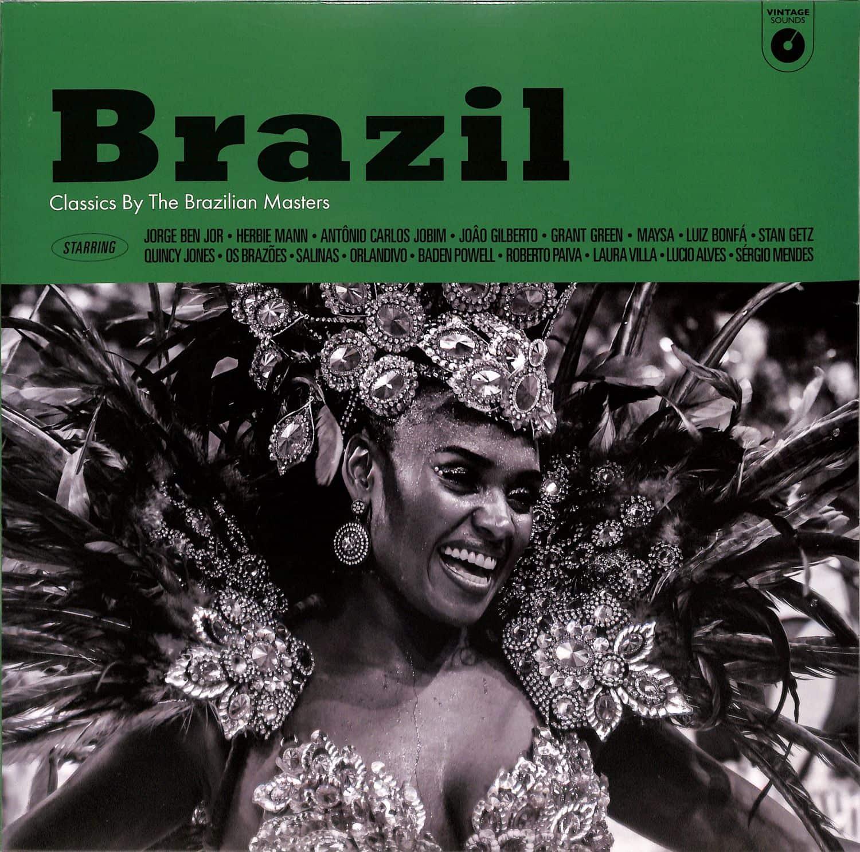 Various Artists - BRAZIL